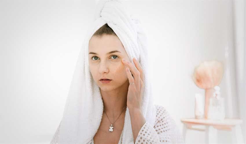 Dry or Flushed Skin