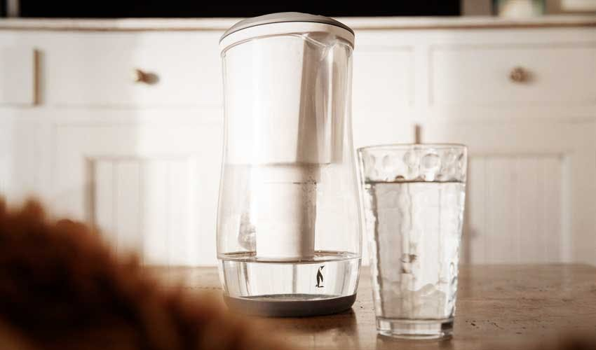 Home Water Filter System for Winter