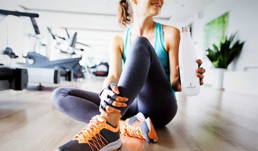 Hydrate Before and After Exercise