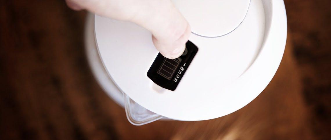 Gentoo Lite Alkaline Water Filter Jug (White)
