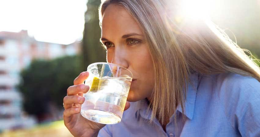 amount of water you should drink per day