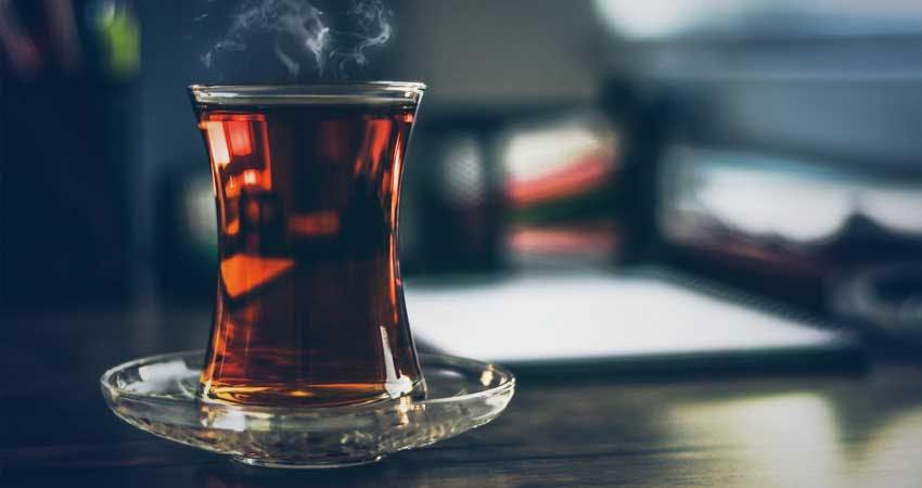 Beverage Hot Black Tea