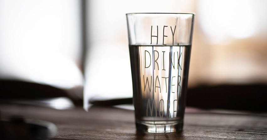 Drink More Water On Ecobud