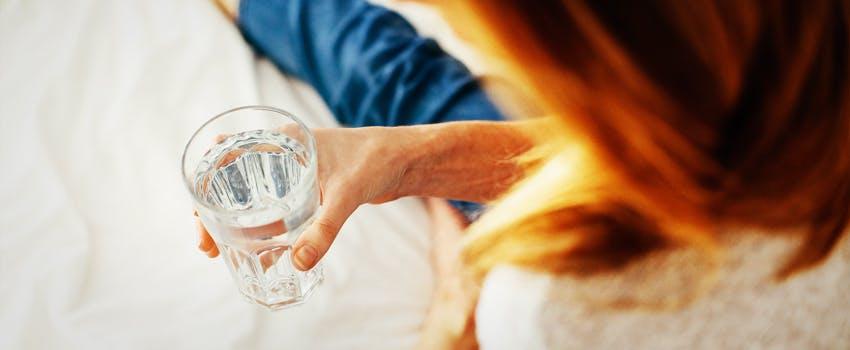 drink water keeps you regular